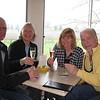 Cheers!  And so we begin........