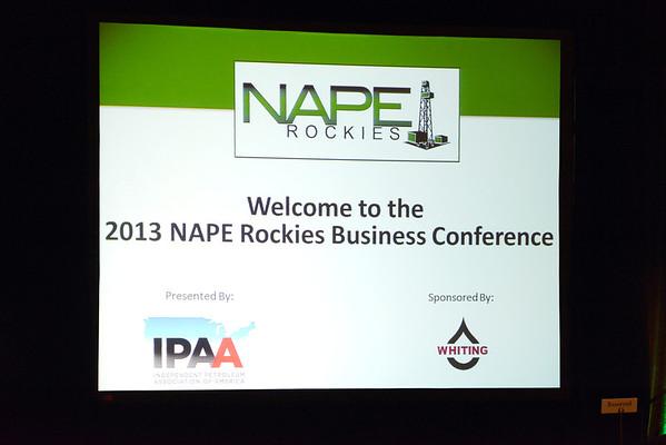 NAPE Rockies Expo, 2013