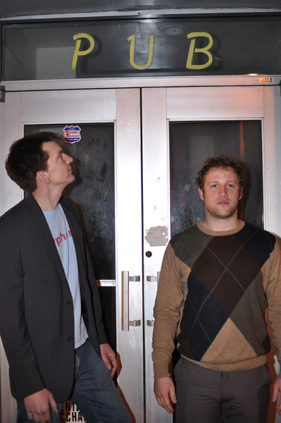 Napoleon Hosts Que Sera with DJs Philippe Cherit and Aaron Baird