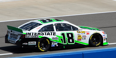Kyle Busch - the ultimate race winner