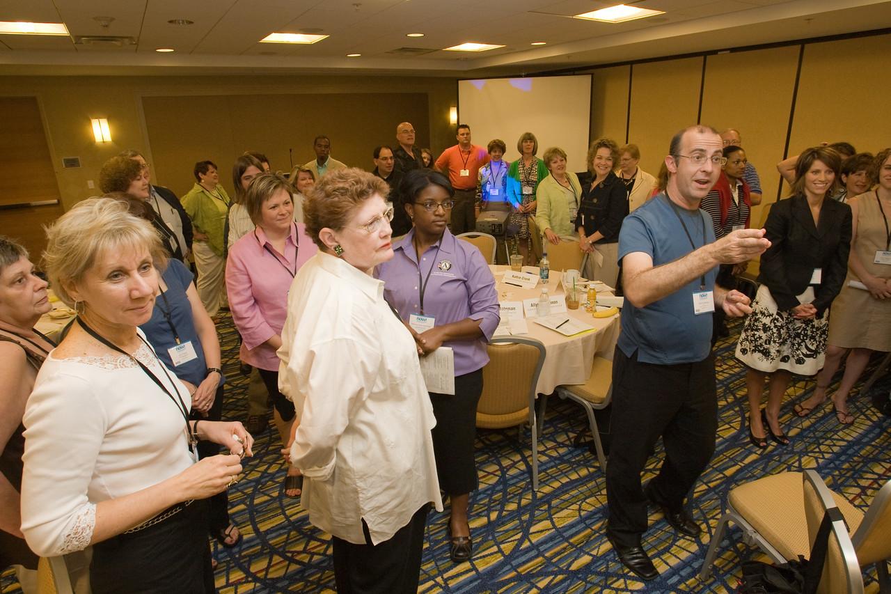 Advanced Institute on Volunteer Management
