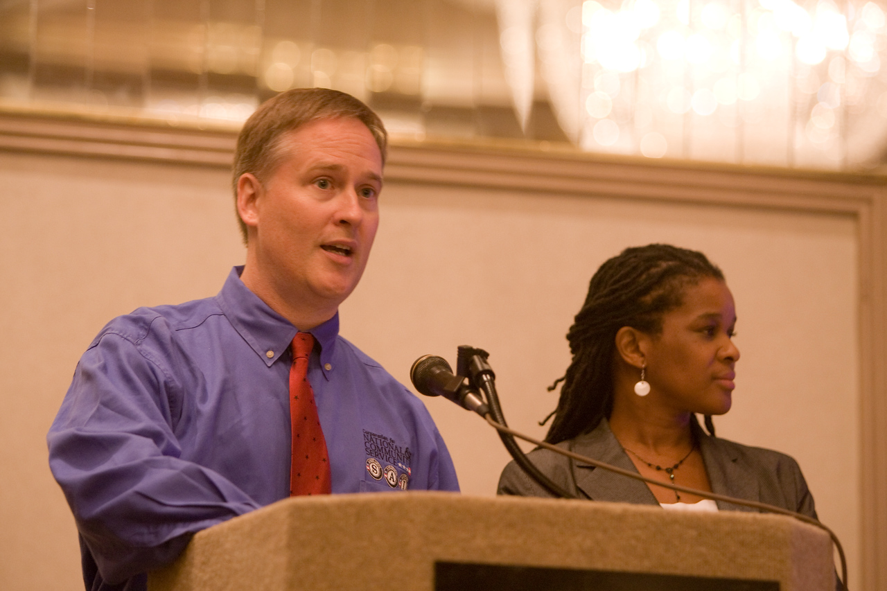 AmeriCorps Townhall and Spirit of Service Awards
