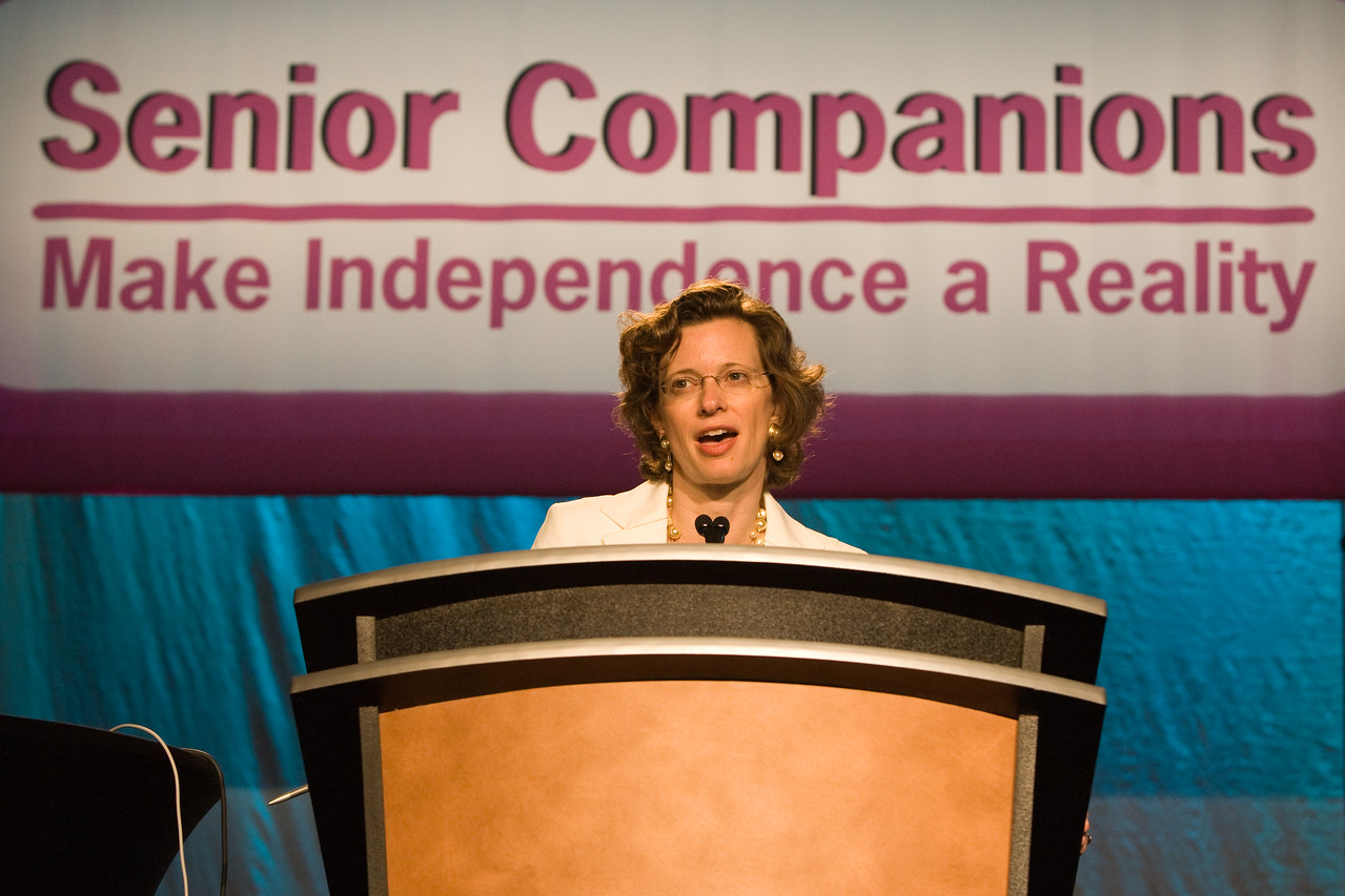 Senior Corps Plenary