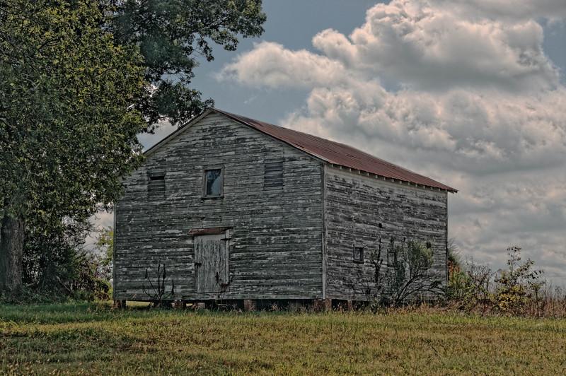 Old Building on Loflin Road