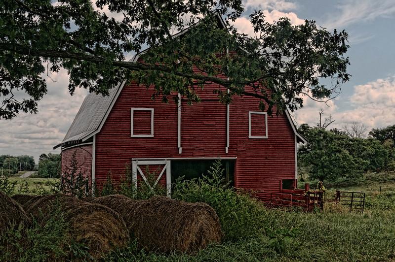 Barn Near Denton 3