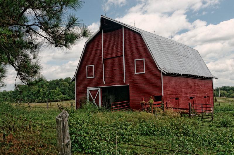 Barn Near Denton 2