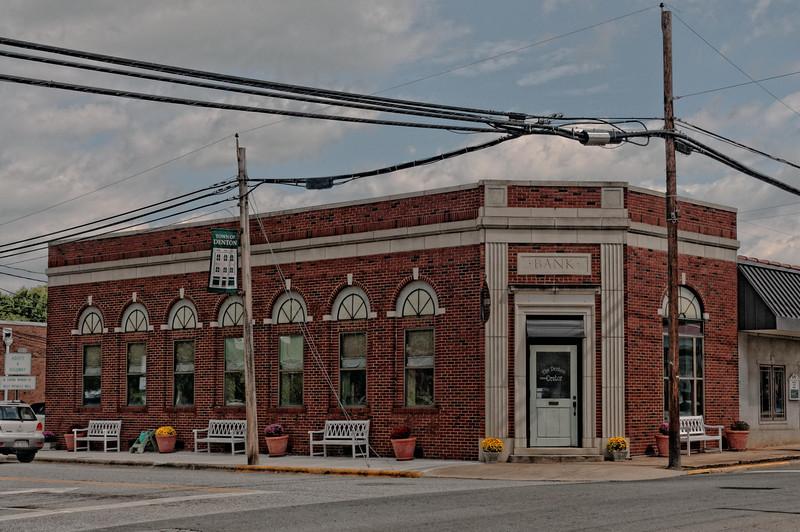 Old Bank Building and Denton Orator Office, Downtown Denton