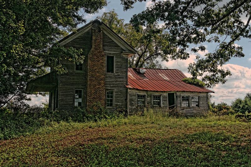Homeplace on Loflin Road 1