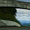 Blue Ridge Parkway Bridge over Hwy. 421