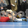 2013 NCAA Division I National Championships - 141 - <br /> Cons. Round 4 - Michael Nevinger (Cornell) 42-12 won by decision over Mark Ballweg (Iowa) 23-7 (Dec 12-8)