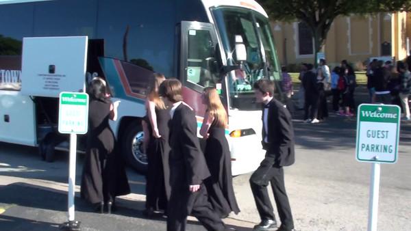 NCHS Choir - TAPPS Belton - 28 Mar 2015