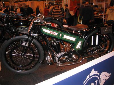 NEC Show 2007