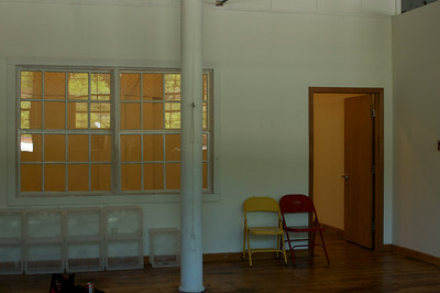 Studio Two (facing East & entrance to Conference room)