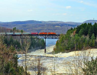 Quebec & Gatineau, Shawinigan Turn, Shawinigan, Qc