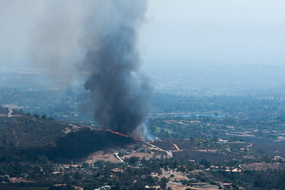 June 22, 2014 - Elfin Forest Fire/San Marcos