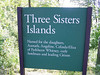 Three Sisters Islands - Donna's favorite part of the park.
