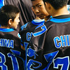 November 16 - Youth football players line up to meet Joe Montana at a football clinic in Shanghai (NFL China)