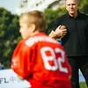 November 16 - Joe Montana works with youth football players in Shanghai (NFL China)