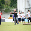 November 17 - Joe Montana demonstrates quarterback drills at NFL Home Field in Guangzhou (NFL China)