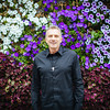 November 14 - Joe Montana at The Bund Flower Wall in Shanghai (NFL China)