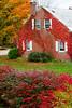 Harrisville N.H. Foliage
