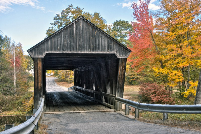 Warner Covered Bridge