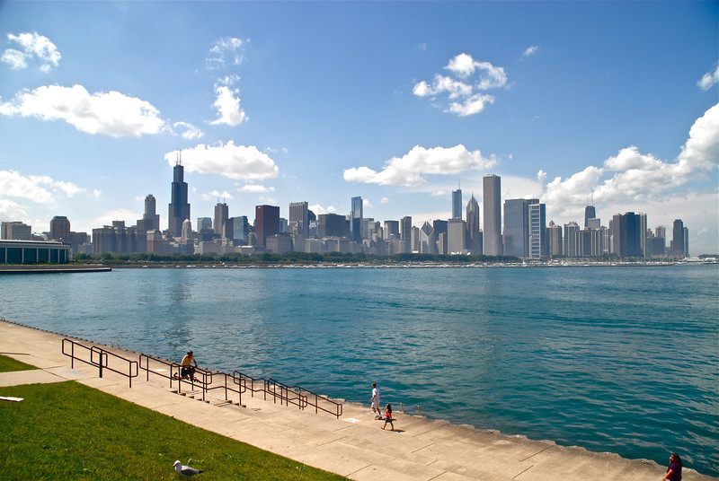 Chicago has one of the most Picturesque Skylines in the World!