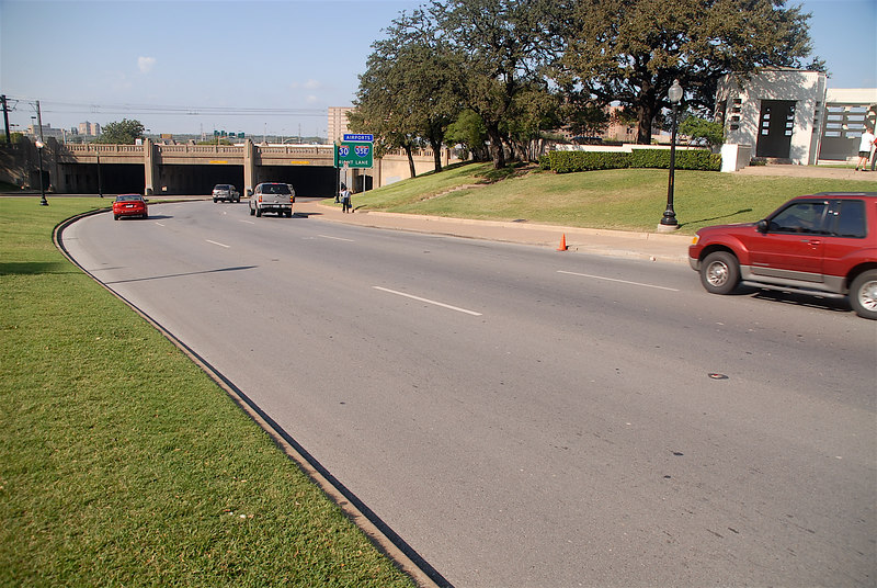 First Stop Dealey Plaza