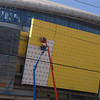 Installing the New Jumbo Tron