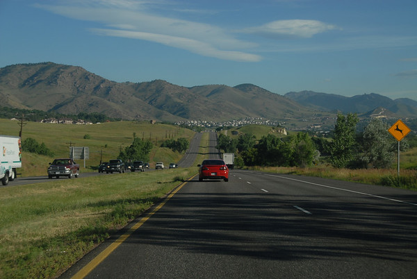 NHRA Denver '09