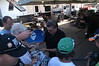John Force signing