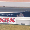 """Bill Evans from Florida and the """"Fat Boy Mafia"""" A-Fuel Dragster"""