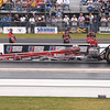 After 11 years off, Mark Taliaferro from Odessa returns to Alky Dragster