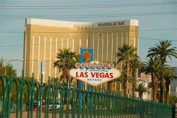 NHRA Las Vegas 2-2010