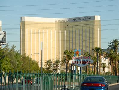 NHRA Las Vegas 2011