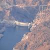 Flying over Hoover Dam!!!