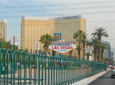 NHRA Las Vegas Spring 2010