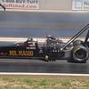 Rob Passey drove Don Sosenka's Mr. Magoo Dragster