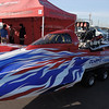 Blown Alky Hydro Dragboat on display