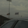 Wind and rain.....