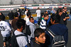 They had a TON of Schoolkids at the Track