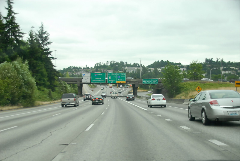 I-5 in Seattle