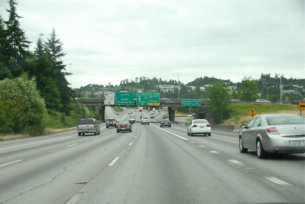 NHRA Seattle '08