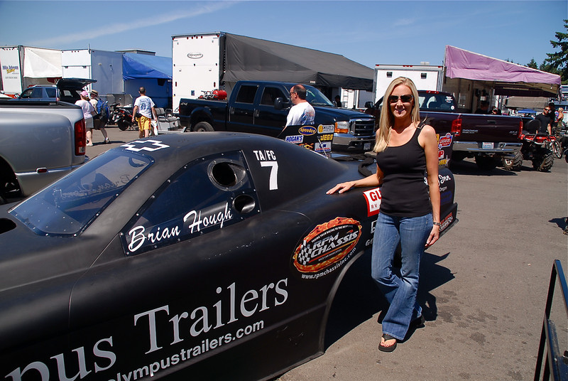 Mindy Hough has to be one of the Hottest gals in Drag racing!