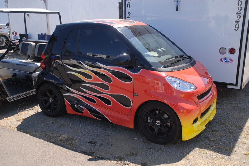 Is this a Smart car???
