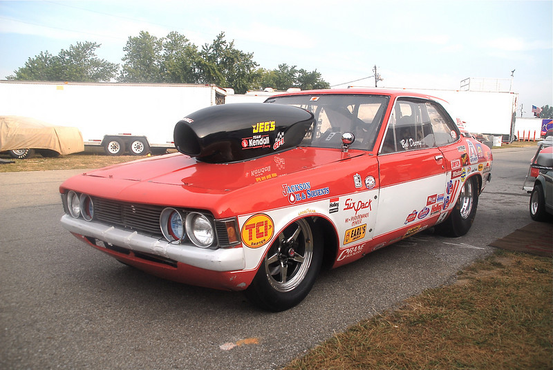 Super Gas Dodge Colt