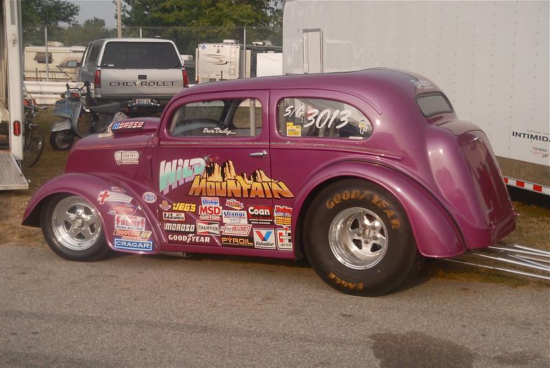 Seen this Super Gas car at Plenty of races!