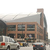 Conseco Fieldhouse where the Pacer's Play