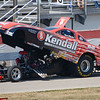 Vern Moats had another Driver in his car at Indy!