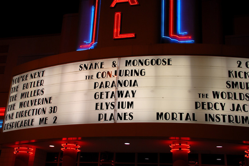 """First Night in Indy, went to see """"Snake vs Mongoose!"""""""